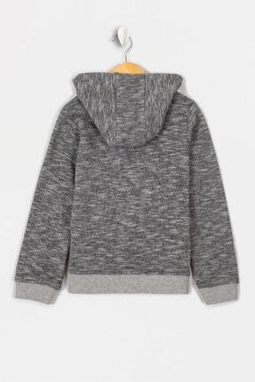 US Polo Assn Grı Kız Çocuk Sweatshirt 1