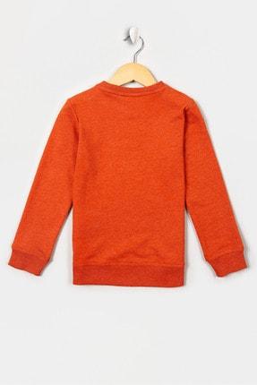 US Polo Assn Turuncu Erkek Çocuk Santander-E Sweatshirt 1