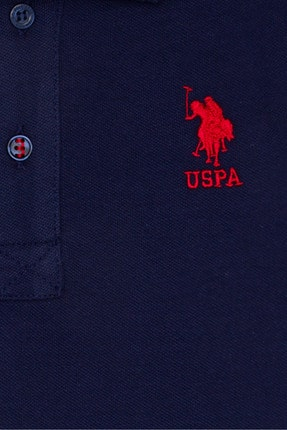 US Polo Assn Lacivert Erkek Çocuk T-Shirt 2