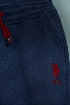 US Polo Assn Lacivert Erkek Çocuk Orme Pantolon 2