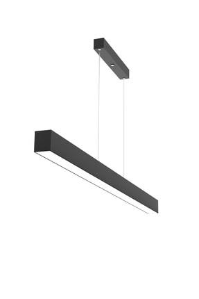 Hegza Lighting Lineer-120 (siyah Kasa-gün Işığı) Ledli Avize 0