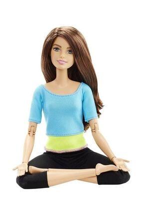 Barbie Sonsuz Hareket Bebeği Djy08 2