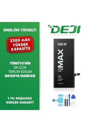 Apple Iphone 6 Deji Max Batarya Pil 2300 Mah (1 Yıl Koşulsuz Garantilidir) 0