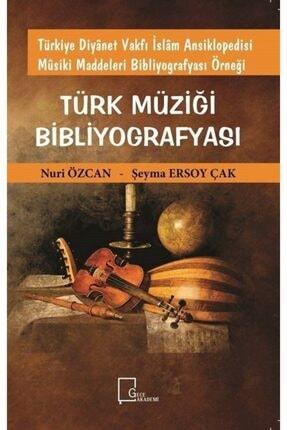 Gece Akademi Türkiye Diyanet Vakfı Islam Ansiklopedisi Musiki Maddeleri Bibliyografyası Örneği 0