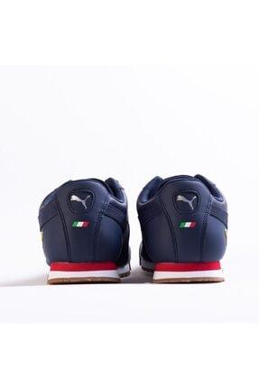 Puma Roma Sf Ferrarı Spor Ayakkabı 4
