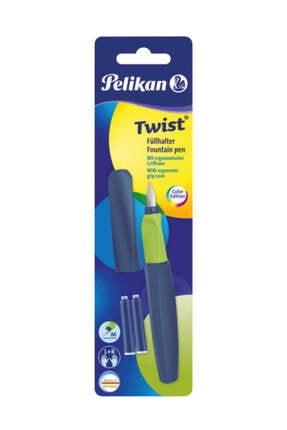 Pelikan P457 Twist Dolma Kalem Lacivert 1