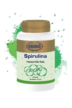 Ersağ Spirulina Ekstraktı 0