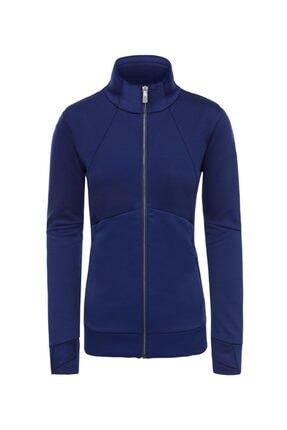 The North Face Kadın Mavi Sweatshirt Croda Rossa 0