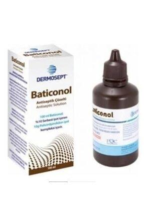 Dermosept Baticonol Antiseptik Çözelti 50 ml 0