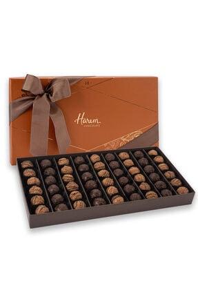 Harem Chocolate Truf (sütlü-bitter/750 Gr) 0