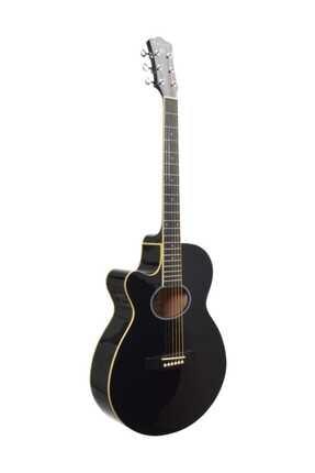 Extreme Gitar Akustik Solak Sahne Gitarı (xaclh45eq4bk) 4