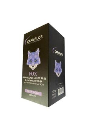 Carmelos Fox-viyole Rengi Toz Saç Açıcı 100 gr 1