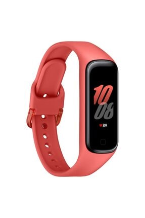 Samsung Galaxy Fit2 Kırmızı Akıllı Bileklik (Samsung Türkiye Garantili) 3