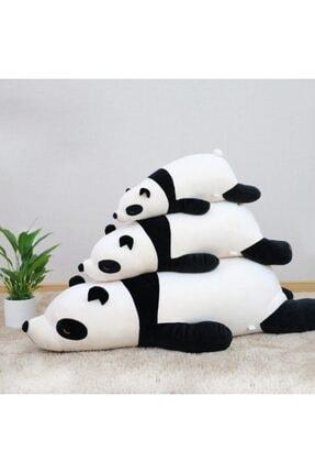 Halley Peluş Oyuncak Halley Pof 110 Cm Sevimli Panda Yastık 0