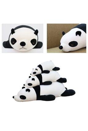 Halley Peluş Oyuncak Halley Pof 110 Cm Sevimli Panda Yastık 1