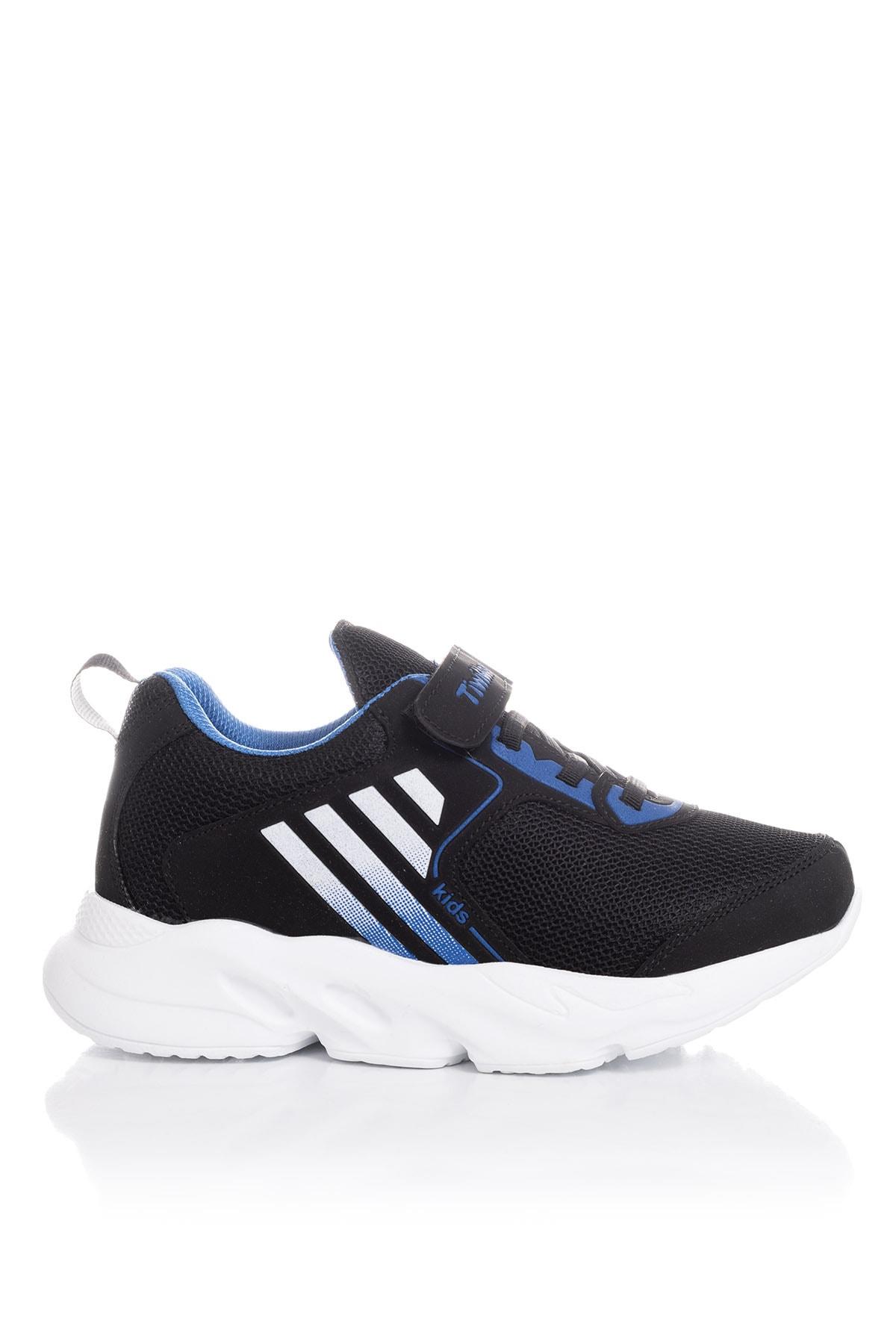 Tonny Black Siyah Sax Unisex Çocuk Sneaker TBZ05-3 2