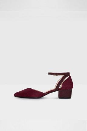 Aldo Kadın  Bordo Topuklu Ayakkabı 1
