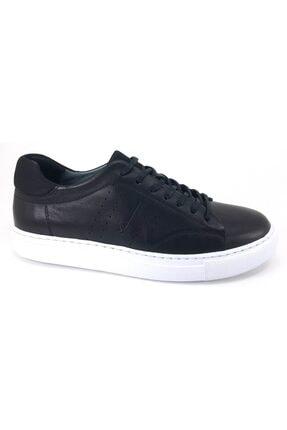 MARCOMEN Erkek Siyah Ayakkabı 1