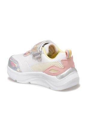 Kinetix ROARS Beyaz Kız Çocuk Yürüyüş Ayakkabısı 100534418 2