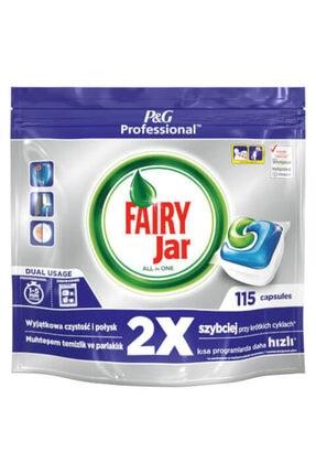 Fairy Jar 2x Yeni Nesil Hepsi Bir Arada Tablet 115'li 0