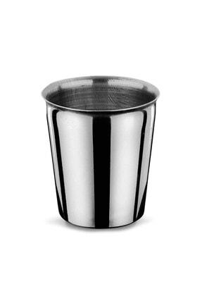 Ulutaş 5 Adet Çelik Bardak 8 Cm. 0