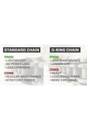 D.I.D Yamaha Mt03 15-18 Yııları 520 112 Bakla O-ring Çelik Dıd Zincir 2