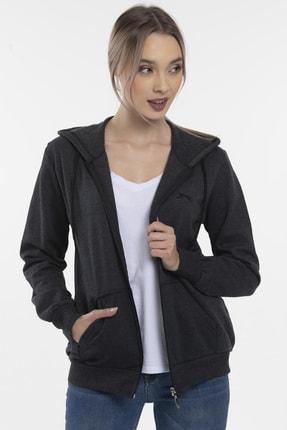 Slazenger SANTO Kadın Sweatshirt K.Gri 0