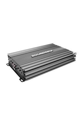 Soundmax Sx-2000.4ab 3000w 4 Kanal Profesyonel Oto Amfi 0