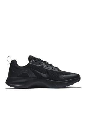 Nike Kadın Siyah Wearallday Spor Ayakkabı Cj1677-002 0