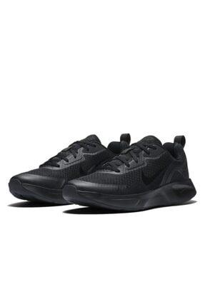 Nike Kadın Siyah Wearallday Spor Ayakkabı Cj1677-002 2