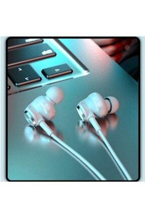 LENOVO Qf310 Kablolu Kulaklık Mikrofonlu Beyaz 0