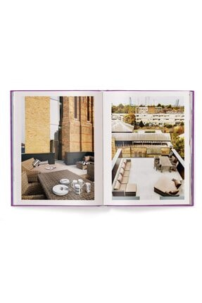 TENEUES Living In Style London Hardcover - Kitap 3