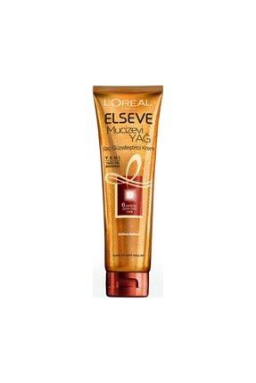 Elseve L'oréal Paris Mucizevi Yağ Saç Güzelleştirici Krem 150 Ml - Kuru Ve Sert Saçlar 1