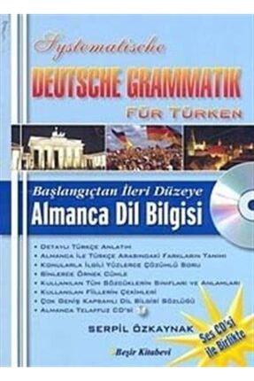 Beşir Kitabevi Başlangıçtan Ileri Düzeye Sistematik Almanca Dil Bilgisi 0