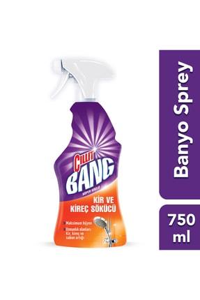 Cillit Bang Banyo ve Mutfak Temizleyici Yağ Çözücü & Kireç Sökücü 2'li Sprey Set 2
