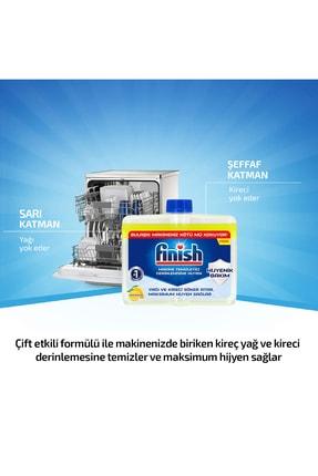 Finish Bulaşık Makinesi Temizleyici Sıvı 250 ml Limon 1