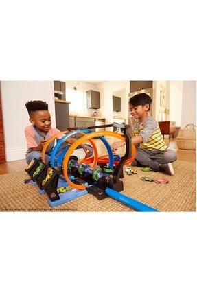 Mattel Hot Wheels Büyük Çarpışma Yarış Seti Ftb65 - Lisanslı Ürün 2