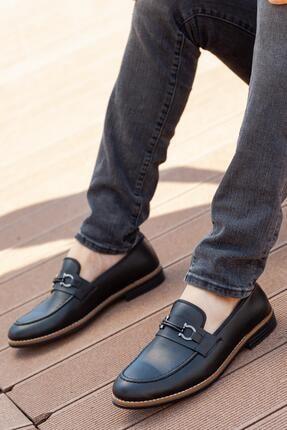 Muggo Erkek Siyah Ayakkabı 0
