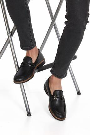Muggo Erkek Siyah Ayakkabı 1