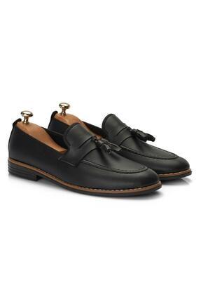 Muggo Erkek Siyah Günlük Ayakkabı 2