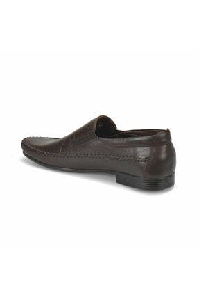 Flogart Erkek Kahverengi Hakiki Deri Ayakkabı 2