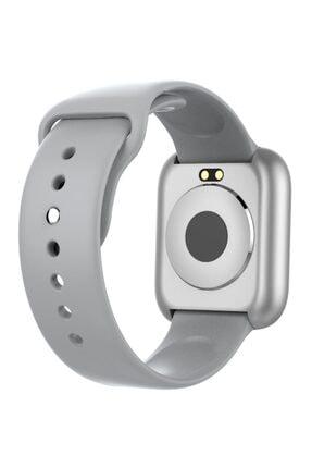 1MORE Omthıng E-joy Akıllı Saat Sılver Grey 1
