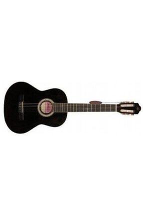 Barcelona Lc 3900 Bk Siyah Klasik Gitar Hediyeli 1