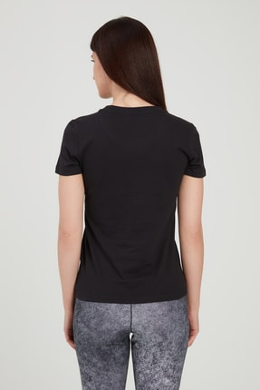 adidas Kadın T-Shirt - W Mh Foil Tee - ED6170 1