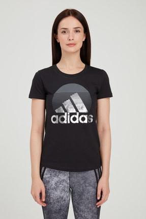 adidas Kadın T-Shirt - W Mh Foil Tee - ED6170 2