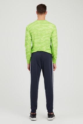 adidas Essenials 3 Stripes Tapered Tricot Pants Erkek Eşofman Altı 1
