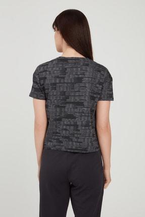 adidas Kadın T-Shirt -  W E Aop T  - FL0163 0