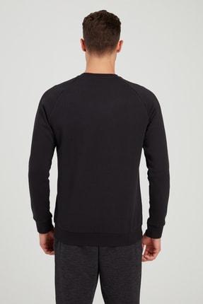 adidas Erkek Spor Sweatshirt - Trf Flc Crew 1