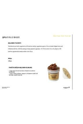 Skinfood Black Sugar Çok Kullanımlık Yenileyici Yüz Maskesi 100gr. 1