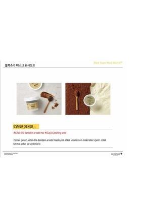 Skinfood Black Sugar Çok Kullanımlık Yenileyici Yüz Maskesi 100gr. 2